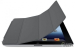 APPLE iPad Smart Cover-Polyurethane-Dark Gray