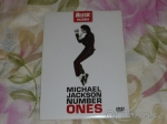 dvd-michael-jackson-number-ones bazoš sbazar
