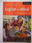 english-in-mind-student-s-book-1-1369824 bazoš sbazar